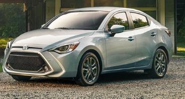 Toyota Yaris 2019 sedan