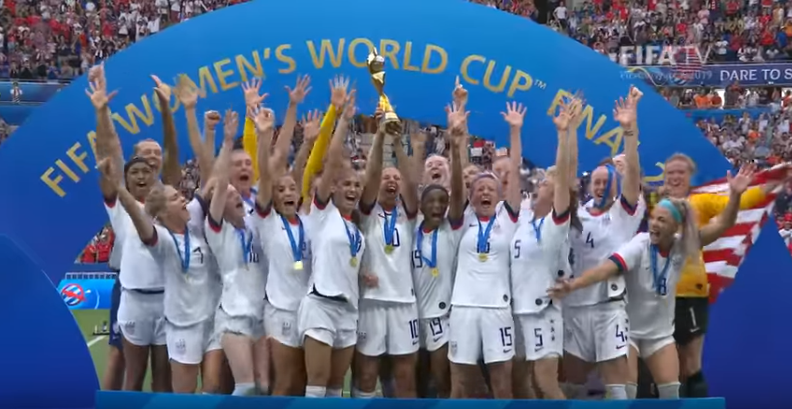 USA Defeat Netherlands to Win Women's World Cup